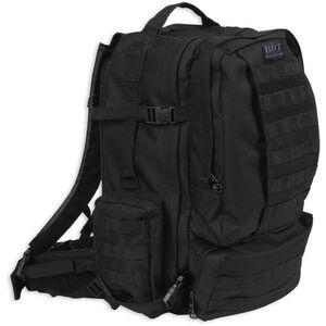 Bulldog Cases Large Backpack Black