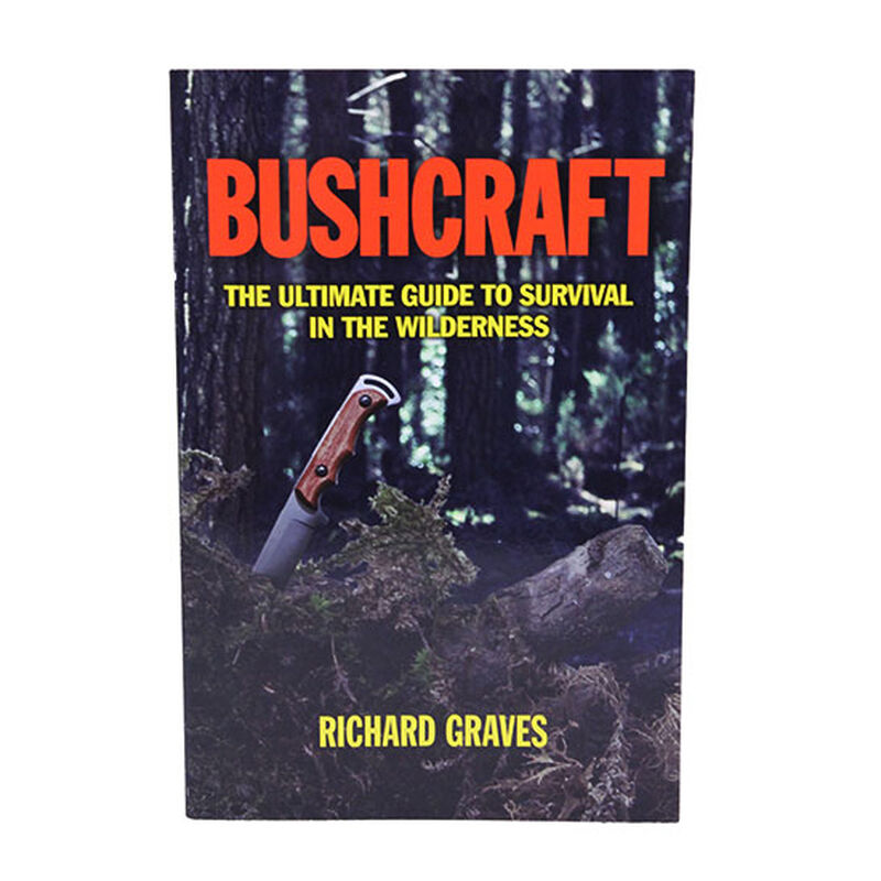 Proforce Equipment Books Bushcraft