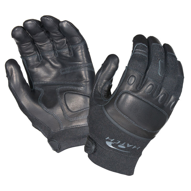Hatch TSK327 Heavy SOGL Glove Black 2XL