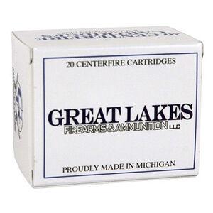 Great Lakes .44 Rem Mag 180 Grain XTP JHP 20 Round Box