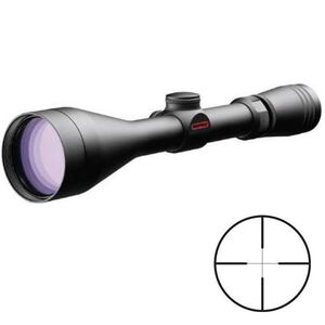 Redfield Revolution 3-9x50 Riflescope 4-Plex Reticle 1/4 MOA Lockable Eyepiece Matte Finish