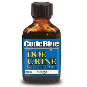 Code Blue Whitetail Doe Urine 1 Ounce