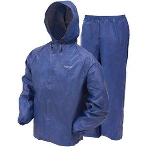 Frogg Toggs Ultra-Lite2 Rain Suit Large Royal Blue UL12104-12LG
