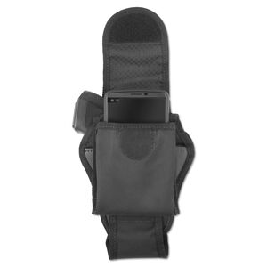 TUFF iTuck Conceal Carry Phone and Firearm Holster Large Ambidextrous RipStop Black 4298-L-BRA-10
