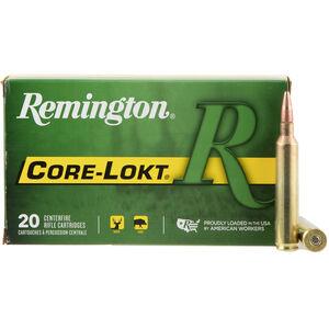 Remington Core-Lokt .300 RUM Ammunition 20 Rounds PSP 180 Grains R300RUM01