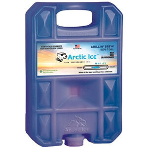 Arctic Ice Chillin' Brews Series Small .75 lbs Blue