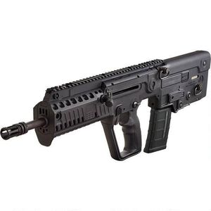 "IWI Tavor X95 XB18 Semi Auto Rifle 5.56 NATO 18"" Barrel 30 Rounds Black Bullpup Design Reinforced Polymer Stock Matte Black"