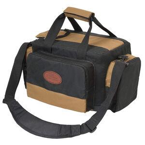 Outdoor Connection Deluxe Range Bag Black/Tan
