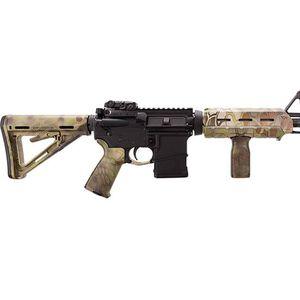 Matrix Diversified Industry AR-15 Magpul Furniture Kit Commercial Spec Kryptek Mandrake Finish MAGCOM61KM