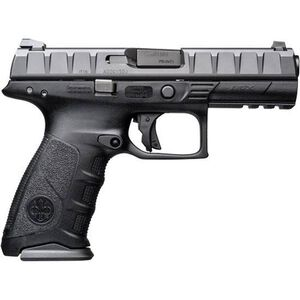 "Beretta APX 9mm Luger Semi Auto Pistol 4.25"" Barrel 10 Rounds Polymer Frame Black"