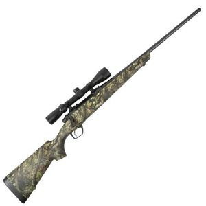 "Remington Model 783 Bolt Action Rifle .270 Win 22"" Barrel 4 Rounds Mossy Oak Break Up Country Synthetic Stock Matte Black with 3-9x40 Scope 85752"