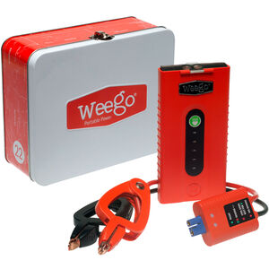 Weego Jump Starter 22, 300 AMP Battery Pack and USB Charger