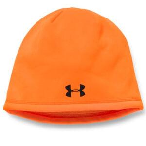 Under Armour UA Outdoor Fleece Beanie OSFA Polyester Blaze Orange