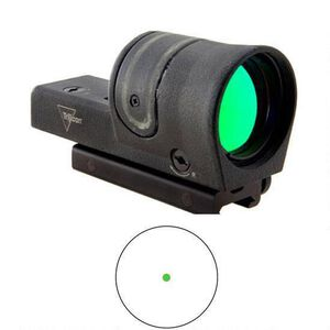 Trijicon 42mm Reflex 4.5 MOA Green Dot Reticle TA51 Mount 800112