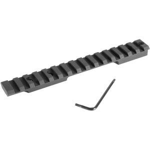 EGW Remington 700 SA Picatinny Scope Mount Aluminum Blk