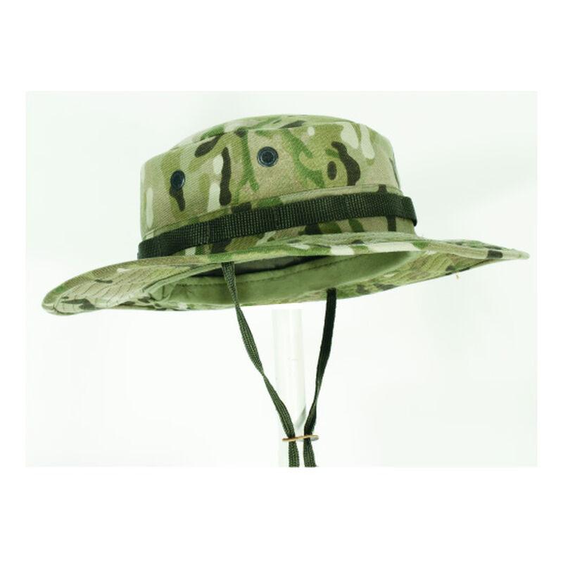 Voodoo Tactical Boonie Hat Cotton Ripstop Size 7 Multicam