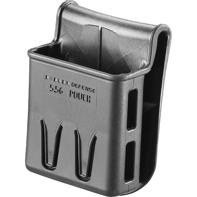 FAB-Defense AR-15 Magazine Pouch Polymer Black
