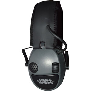Pro Ears Silver 22 Electronic Hearing Protection 22 dB Gray