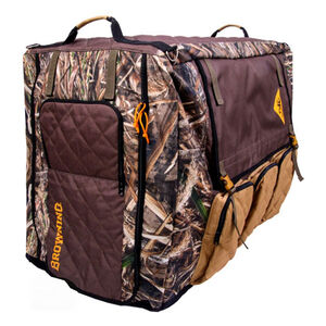 """Browning Kennel Crate Cover Large 34""""x20""""x27"""" Realtree MAX-5"""