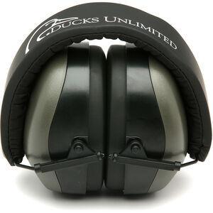 Pyramex Safety Products DUPM80 Ducks Unlimited Series Ear Muff with Foldaway Headband 26dB NRR Gray DUPM8010
