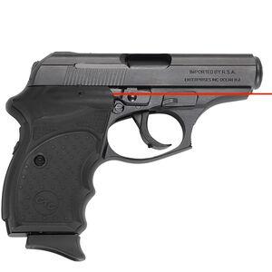 "Bersa Thunder Semi Automatic Pistol .380 ACP 3.5"" Barrel 7 Rounds Crimson Trace Laser Grips Black Matte Black Finish T380MCCCT"