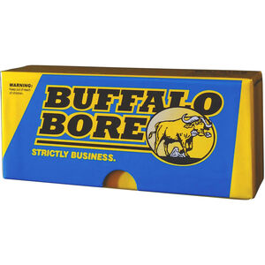 Buffalo Bore .243 Winchester Ammunition 20 Rounds NBT 55 Grains