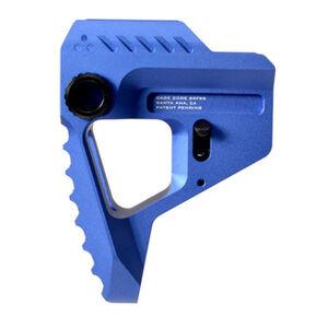 Strike Industries AR-15 Pit Viper Stock Billet Aluminum Blue