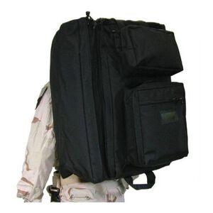 "BLACKHAWK! Enhanced Diver's Travel Bag 16""x11""x26.5"" Black 21DT00BK"