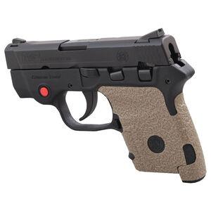 Talon Grips Grip Wrap S&W Bodyguard .380 ACP Texture Moss