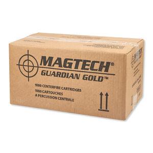 Magtech Guardian Gold .357 Magnum Ammunition 1000 Rounds JHP 125 Grains GG357A