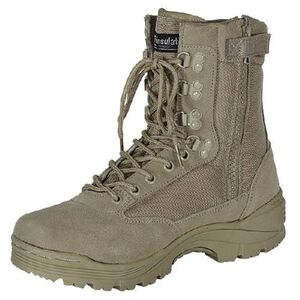 "Voodoo Tactical 9"" TActical Boots Size 11 Regular 04-8378083011"