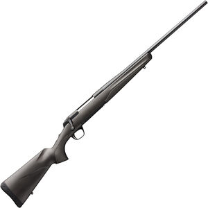 "Browning X-Bolt Composite Stalker .22-250 Rem Bolt Action Rifle 22"" Barrel 4 Rounds Dark Gray/Black Composite Stock Matte Blued Finish"