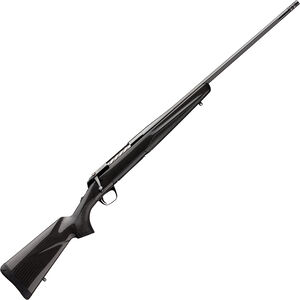 """Browning X-Bolt Medallion Carbon Fiber 6.5 Creedmoor Bolt Action Rifle 22"""" Fluted Threaded Barrel 4 Rounds Carbon Fiber Wrapped Stock Gloss Blued Finish"""
