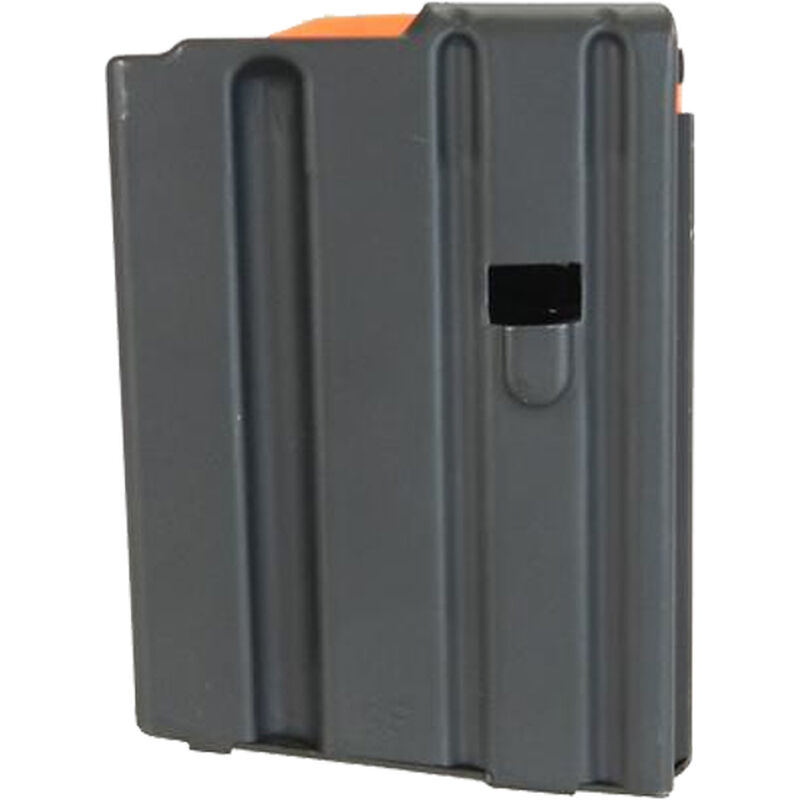 Franklin Armory DFM AR-15 Magazine 6.8 SPC 10 Rounds Restrictive State Complaint Steel Black