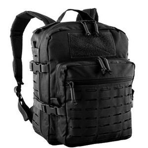 Red Rock Outdoor Gear Transporter Day Pack Nylon Black 80151BLK