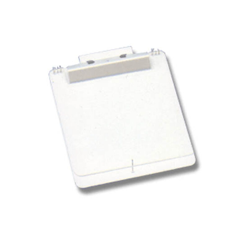 Posse Box Clipboard Shipper Anondized Aluminum Silver