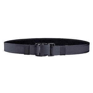 """Bianchi 7202 Gun Belt 28-34"""" Waist 1.75"""" Quick Release Buckle Polymer Nylon Black 17870"""