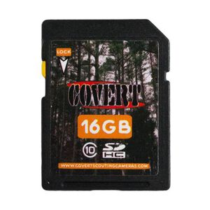 Covert Scouting Cameras SD Card 16GB