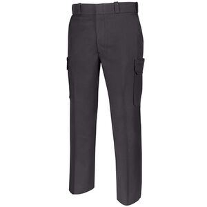 Elbeco DutyMaxx Cargo Pants Men's Size 42 Unhemmed Polyester Rayon Midnight Navy