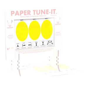 .30-06 Outdoors Paper Tune-It System Refills 20 Sheets of Tuner Paper PTR-20