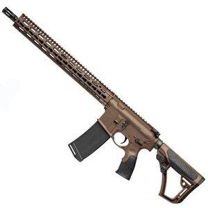 "Daniel Defense DDM4 V11 AR-15 Semi Auto Rifle .300 AAC Blackout 16"" Barrel 30 Rounds KeyMod Free Float Hand Guard Collapsible Stock Mil Spec + Cerakote"
