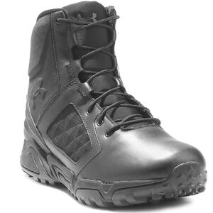 Under Armour Zip 2.0 Protect Tactical Boot 9.5 Black