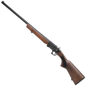 "Iver Johnson IJ700 Single Shot Break Action Shotgun, 20 Gauge, 26"" Barrel, 1 Round, 3"" Chambers, Walnut Stock, Black Finish"