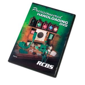 RCBS Precisioneered Instructional DVD 1 Handloading 99910