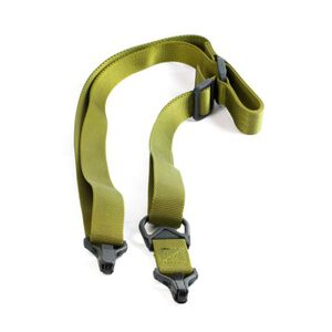 JE Machine Quick Action Convertible 1/2 Point Sling MS3 Green