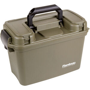 Flambeau Shotshell Ammo Can with Storage Trays