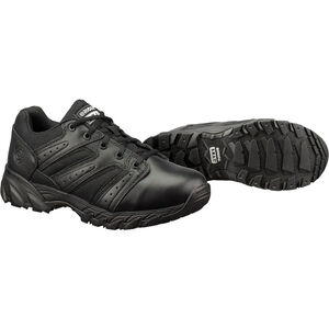 Original S.W.A.T. Chase Low Men's Shoe Size 12 Wide Non-Marking Sole Leather/Nylon Black 131001W-12