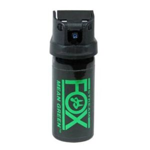 Fox Labs International Mean Green Defense Spray Cone Fog H20C 3 Ounces Green