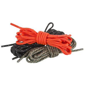 Ultimate Survival Technologies ParaTinder Shoe Laces Black