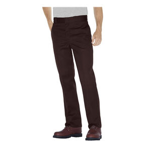 Dickies Original 874 Men's Work Pant 34x30 Dark Brown